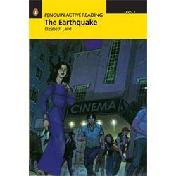 عکس آموزش زبانکتاب داستان انگلیسی همراه با سی دی Penguin Level 2: The Earthquake