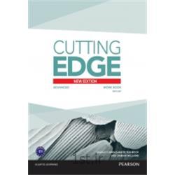 کتاب زبان انگلیسی Cutting Edge New Edition Advanced Work Book
