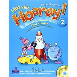کتاب آموزش زبان انگلیسی Hip Hip Hooray 2 Workbook 2nd Edition