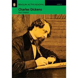 کتاب داستان انگلیسی به همراه سی دی Penguin Level 3: Charles Dickens