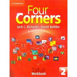 کتاب آموزشی زبان انگلیسی  Four Corners 2 Work book