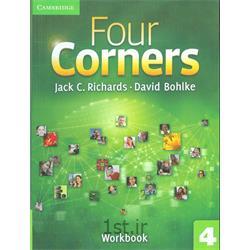 کتاب آموزشی زبان انگلیسی Four Corners 4 Workbook
