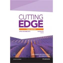 عکس آموزش زبانکتاب Cutting Edge Third Edition Upper _ Intermediate Work Book