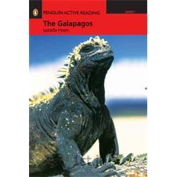 کتاب داستان انگلیسی به همراه سی دی Penguin Level 1: The Galapagos