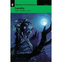 کتاب داستان انگلیسی به همراه سی دی Penguin Level 3: Carmilla