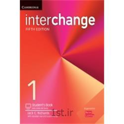 عکس آموزش زبانکتاب زبان انگلیسی Interchange 1 Student's Book 5th Edition