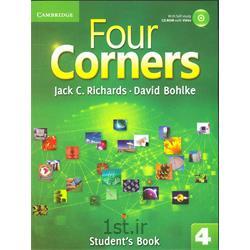 کتاب و سی دی آموزشی زبان انگلیسی Four Corners 4 Student's Book