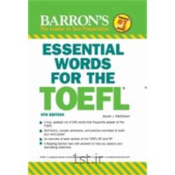 عکس آموزش زبانBarron's Essential Words for the TOEFL 6th Edition