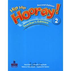 کتاب آموزش زبان انگلیسی Hip Hip Hooray 2 Teacher's Book 2nd Edition