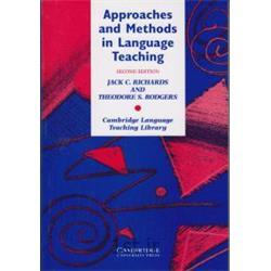 کتاب انگلیسی Approaches and Methods in Language Teaching 2nd Edition