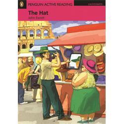 عکس آموزش زبانکتاب داستان انگلیسی به همراه سی دی Penguin EasyStarts: The Hat