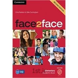 عکس آموزش زبانکتاب زبان انگلیسی Face2Face Elementary Student's Book Second Edition