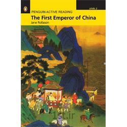 عکس آموزش زبانکتاب و سی دی داستان انگلیسی Penguin Level2: The First Emperor of China