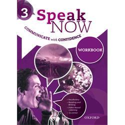کتاب و دی وی دی آموزش زبان انگلیسی Speak Now 3 Workbook