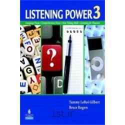 کتاب انگلیسی Listening Power 3