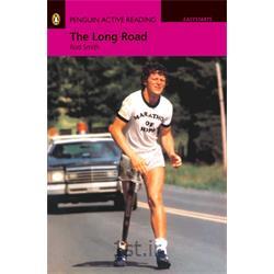 کتاب داستان انگلیسی به همراه سی دی Penguin EasyStarts: The Long Road