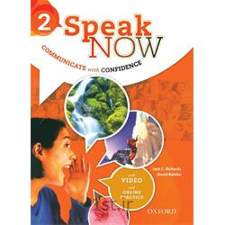 کتاب و دی وی دی آموزش زبان انگلیسی Speak Now 2 Student's Book