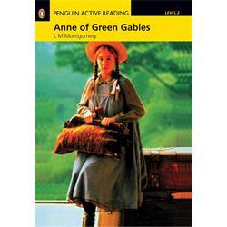 کتاب داستان انگلیسی Penguin Level 2: Anne of Green Gables