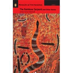 کتاب داستان انگلیسی با سی دی Penguin Level 1: The Rainbow Serpent