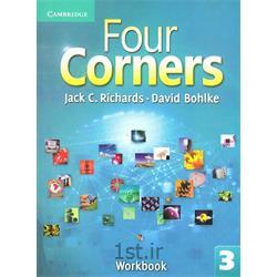 کتاب آموزشی زبان انگلیسی Four Corners 3 Workbook