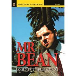 عکس آموزش زبانکتاب داستان انگلیسی همراه با سی دی Penguin Level 2: Mr.Bean
