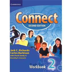 کتاب آموزش زبان انگلیسی Connect 2 Workbook 2nd Edition