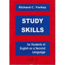 کتاب آموزش زبان انگلیسی Study Skills , Richard C. Yorkey