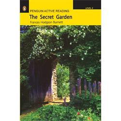 عکس آموزش زبانکتاب داستان انگلیسی همراه با سی دی Penguin Level 2: The Secret Garden