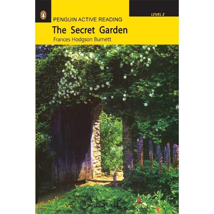 کتاب داستان انگلیسی همراه با سی دی Penguin Level 2: The Secret Garden