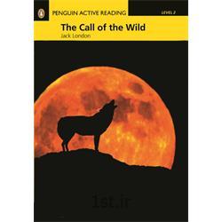 کتاب و سی دی داستان انگلیسی Penguin Level2: The Call of the Wild