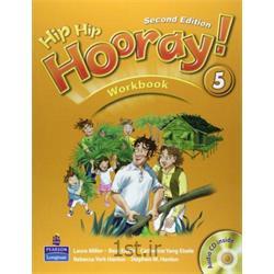 کتاب آموزش زبان انگلیسی Hip Hip Hooray 5 Workbook 2nd Edition