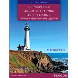 کتاب انگلیسی Principles of Language Learning and Teaching 6th Edition