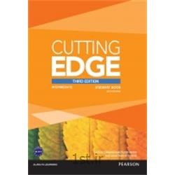 عکس آموزش زبانکتاب Cutting Edge Third Edition Intermediate Students' Book + CD