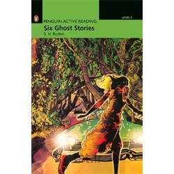 کتاب داستان انگلیسی به همراه سی دی Penguin Level 3: Six Ghost Stories