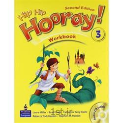 کتاب آموزش زبان انگلیسی Hip Hip Hooray 3 Workbook 2nd Edition