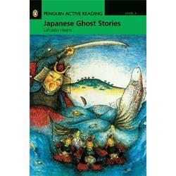 کتاب و سی دی داستان انگلیسی Penguin Level 3: Japanese Ghost Stories