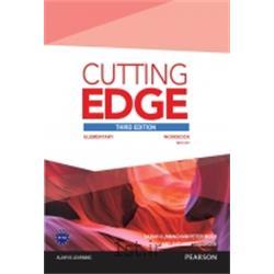 کتاب زبان انگلیسی Cutting Edge Third Edition Elementary Work Book