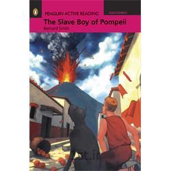 کتاب داستان انگلیسی Penguin EasyStarts:The Slave Boy of Pompeii
