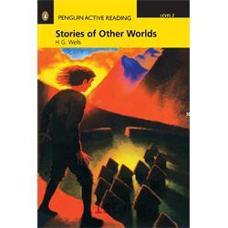کتاب و سی دی داستان انگلیسی Penguin Level2: Stories of Other Worlds