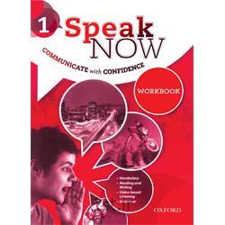 کتاب و دی وی دی آموزش زبان انگلیسی Speak Now 1 Workbook