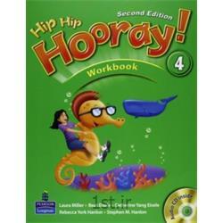 کتاب آموزش زبان انگلیسی Hip Hip Hooray 4 Workbook 2nd Edition