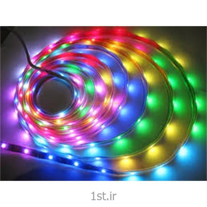 عکس  نوار ال ای دی ( LED Strips ) ال ای دی (LED) نواری 50*50 RGB