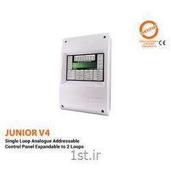 کنترل پنل آدرس پذیر دو لوپ گلوبال فایر GFE