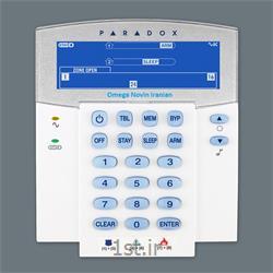 صفحه کلید دزدگیر اماکن پارادوکس مدل Paradox K35