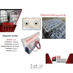 عکس سایر فلزات و محصولات فلزیآند فدا شونده منیزیم