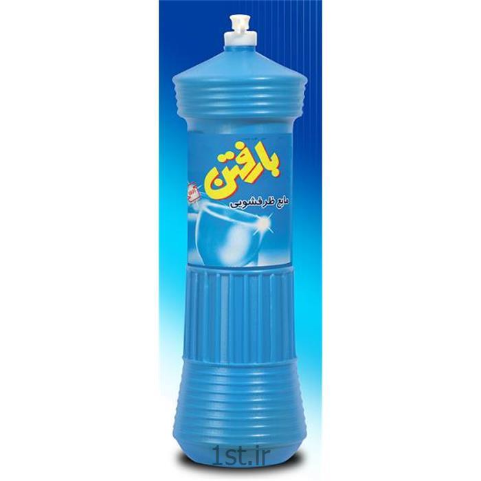 مایع ظرفشویی یک لیتری طرح قدیم بارفتن ( Dishwashing Liquid Barfatan )