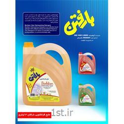 مایع ظرفشویی چهار لیتری شفاف بارفتن ( Dishwashing Liquid Barfatan )