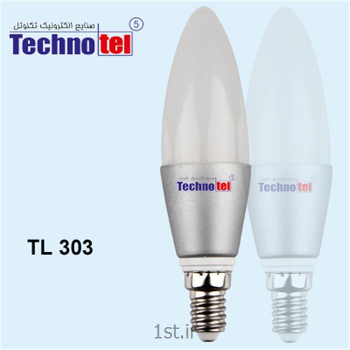 عکس لامپ ال ای دی ( LED )لامپ LED سری TL 303