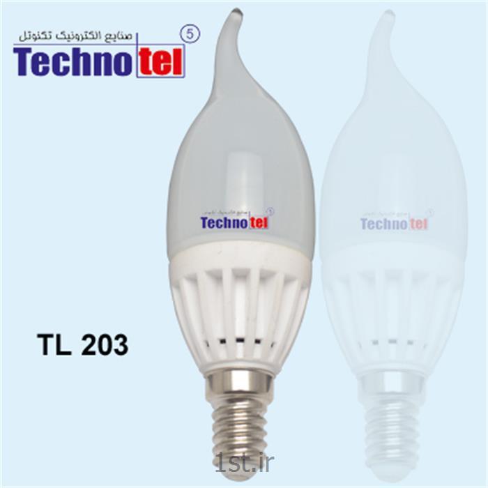 عکس لامپ ال ای دی ( LED )لامپ LED سری TL 203