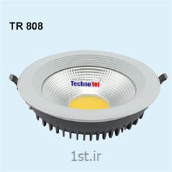 عکس لامپ سقفی ال ای دی ( LED )لامپ LED تکنوتل سری TR 808